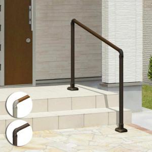 玄関アプローチにおしゃれな手すり。ガーデン エントランス バリアフリー  エトランポSは、 女性や高...