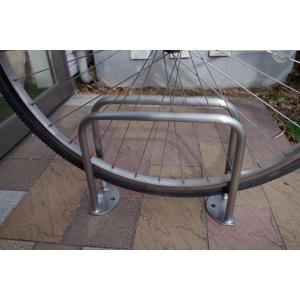 サイクルラック SS-1型 低位タイプ 前輪式 駐輪場向け自転車スタンド 送料無料 hashibasangyo 06