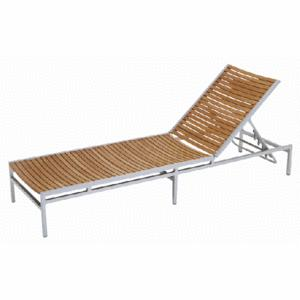 ガーデンチェアー アルテック サンラウンジャー(ベンチ) チーク材 庭向けの椅子 送料無料|hashibasangyo