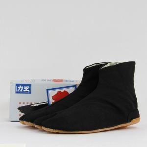 マジックテープ祭地下足【黒】サイズ22.5cm〜25cm ◆マジックテープ式ですので脱ぎ履きが簡単で...