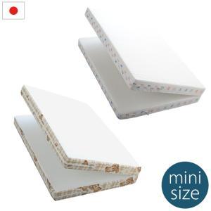 ミニ布団用の敷き布団です。 5cmの厚みの固綿でしっかり支えてくれます。 折りたためるコンパクトサイ...