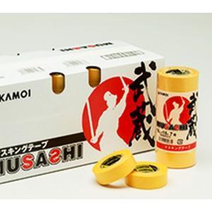 カモイ 武蔵 MUSASHI 1箱【12mm(幅)×18m】|hassui-dojyo