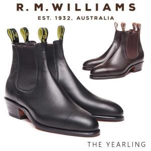 R.M.Williams サイドゴアブーツ(チェルシーブーツ) / The Yearling|hassyu
