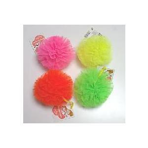 台所の汚れをきれいに落とすフラワーたわし・ボール型 1個|hat-shop