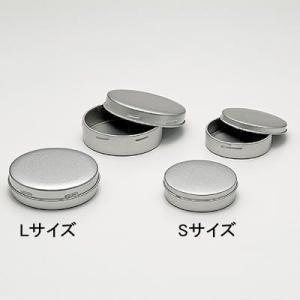 【サイズ】62φ×18h  【素 材】ブリキ  ネジ式でカチッと締まるので、保存容器に最適です。