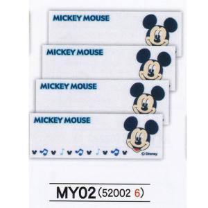 Pioneer パイオニア Disneyシリーズ ネームラベル 1袋4枚入 3袋セットのお値段です ...