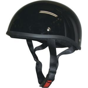 バイクパーツ ヘルメット ヘルメット ダックテールヘルメット ブラック 取寄品|hatoya-parts-nb