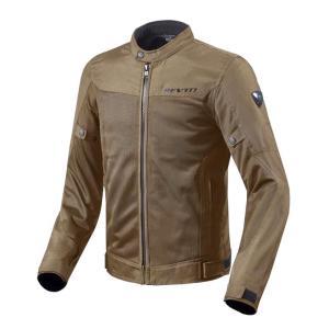 バイク ウェア レブイット エクリプス ジャケット ブラウン XYL REVIT FJT223-0700-XYL 取寄品|hatoya-parts-nb