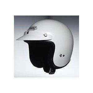 ショウエイ ヘルメット SR-J/ホワイト 【取寄品】|hatoya-parts