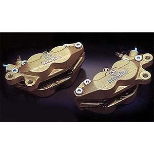 BREMBO ブレンボ バイク用 キャリパーアンドサポートセット キャスティング40ミリ XJR1300 WQ4201+WQ3202 取寄品|hatoya-parts