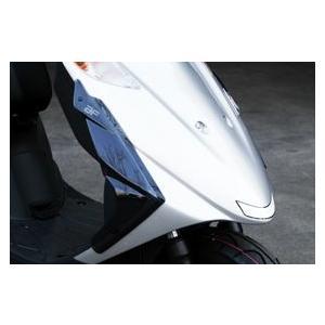 【旭風防】【シールド】【バイク用】スクーターシリーズ ADDRESS アドレスV125 AD-02サイドバイザー【AD-02】 【取寄品】|hatoya-parts