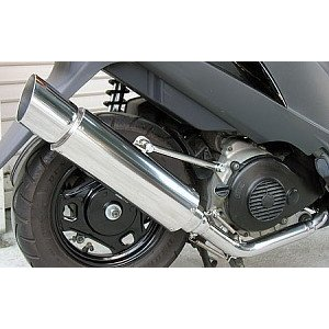 ウイルズウィン バイク ADDRESS アドレスV125用ドラッグバイソン ポッパータイプ 取寄品|hatoya-parts