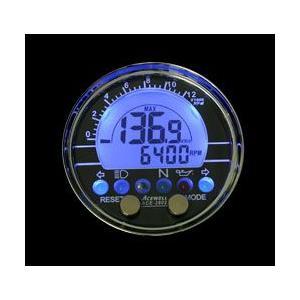 ACEWELL 多機能デジタルメーター ACE-2802(汎用) 直流12V車専用。商品は予告なく仕...