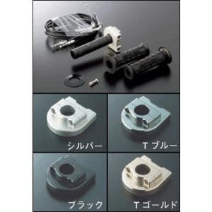 アクティブ バイク 汎用スロットルTYPE-1 インナー巻取径φ40 ワイヤー700mm 取寄品|hatoya-parts