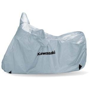 カワサキ バイクドレス フルカウル 固定式ミラー型/ 大 J2015-0103 【取寄品】|hatoya-parts