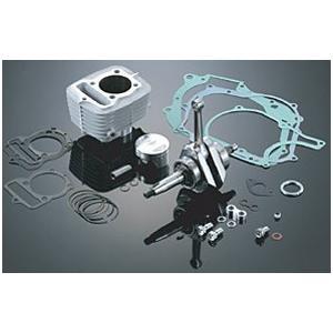 ヨシムラ 125cc ボアストロークアップ/エイプ100/XR100 モタード/NSF100 257-406-0000 取寄品|hatoya-parts