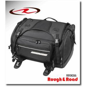 【ラフアンドロード】【ROUGH&ROAD】BAG RR9006 ツアラーバッグ52【RR9006】 【取寄品】|hatoya-parts