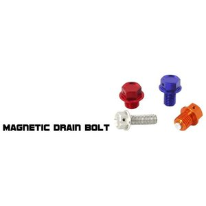 【ダートフリーク】マグネット付きドレンボルト D-TRACKER D-トラッカー125/KLX125 【取寄品】|hatoya-parts