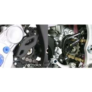 ダートフリーク バイク Z-カーボンモデルモデル ドライブカバー Dトラッカー 125/KLX125 ZC35-3117 取寄品|hatoya-parts