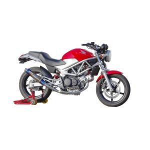 サンセイレーシング マフラー ZNIC フルエキ ステン/チタン VTR250 09- 0-22-ZFT1212J 【取寄品】|hatoya-parts