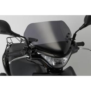 旭風防 シールド バイク用 ショートバイザー ADDRESS アドレスV125S/ベーシック AD-21 取寄品|hatoya-parts