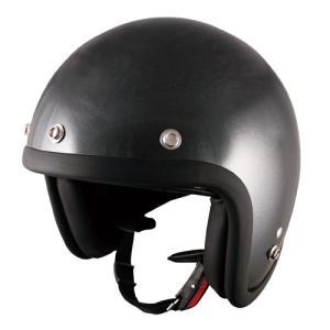 ◆◆TNK バイク ジェットヘルメット フリーサイズ 58-59センチ GM JL-65 【取寄品】|hatoya-parts