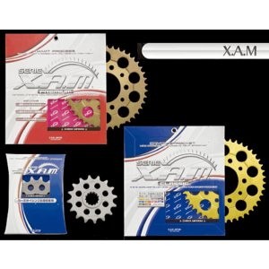 XAM フロント スプロケット ヤマハ TT250R 93-年式 フロント C4205 【取寄品】|hatoya-parts