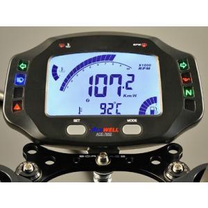 謝恩セール ACEWELL エースウェル 多機能デジタルメーター ACE-7652(スピードメーター...