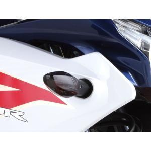 キタコ バイク CBR250R スモークウインカーレンズSET 807-1818000 【取寄品】|hatoya-parts