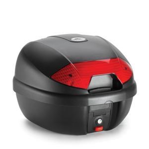 KAPPA(カッパ) リアボックス トップケース 無塗装ブラック 30L K30N GIVIと並ぶイタリアのトップメーカーです。 送料無料 hatoya-parts