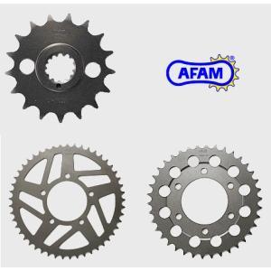 【AFAM】【アファム】【HONDA】【ホンダ】CBR 600 RR 3/4/5/6 リア スプロケット ドリブン【11617】 【取寄品】|hatoya-parts