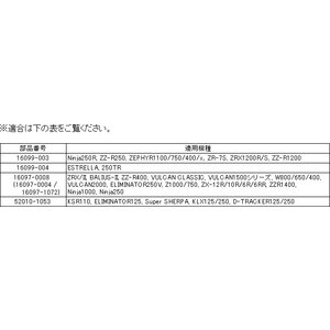 在庫あり/カワサキ/純正/オイルフィルター/旧16097-0004/新16097-0008|hatoya-parts|02