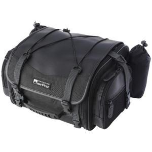バイクパーツ ツーリングバッグ ミニフィールドシートバッグ ブラック MFK-100 取寄品 hatoya-parts