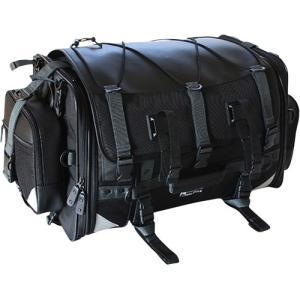 バイクパーツ ツーリングバッグ キャンピングシートバッグ2 ブラック MFK-102 取寄品 hatoya-parts