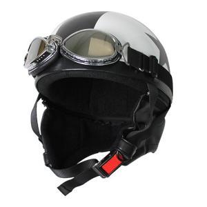 バイクパーツ ヘルメット ヘルメット ビンテージヘルメット ホワイト/スター 取寄品|hatoya-parts
