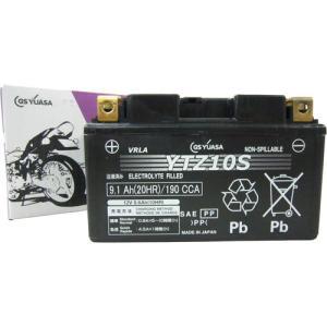 バイクパーツ バイクバッテリー YTZ10S YTZ10S 取寄品|hatoya-parts