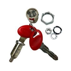 バイクパーツ アクセサリー SHADトップケース用キーシリンダー 汎用 201722R 取寄品|hatoya-parts