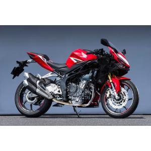 ヤマモト.R ステン 2-1 EX ASSY CBR250RR 17-(2BK-MC51) 《ヤマモトレーシング 10265-0000C》|hatoya-parts