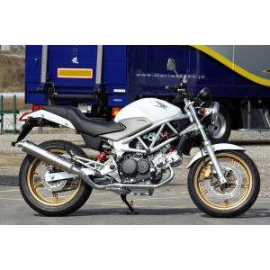 【謝恩セール】モリワキ ZERO SS SUS VTR250 09- (VTR-F/Type LD対応) 《モリワキエンジニアリング 01810-L41F2-00》|hatoya-parts