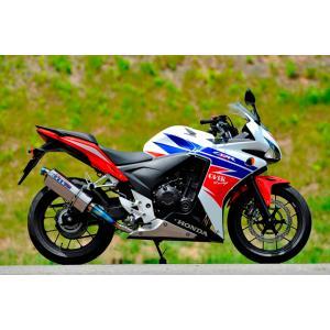 OVER TT-Formula フルチタン S/O CBR400R 13-15/400X 《オーヴァー 17-10-01》|hatoya-parts