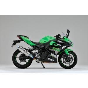 バイク OVER TT-Formula フルチタン S O Ninja250 18 オーヴァーレーシング 17-693-03 取寄品|hatoya-parts