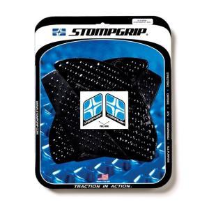 STOMPGRIP トラクションパッドタンクキット ブラック NINJA650R 07-08 《ストンプグリップ 55-10-0035B》|hatoya-parts