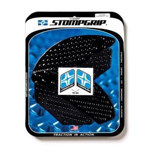 STOMPGRIP トラクションパッドタンクキット ブラック Ninja650R 09-11 《ストンプグリップ 55-10-0039B》|hatoya-parts