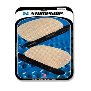 STOMPGRIP トラクションパッドタンクキット クリア NINJA H2/H2R 15-> 《ストンプグリップ 55-10-0108》|hatoya-parts