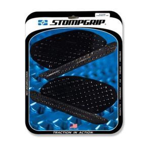 STOMPGRIP トラクションパッドタンクキット ブラック NINJA H2/H2R 1> 《ストンプグリップ 55-10-0108B》|hatoya-parts