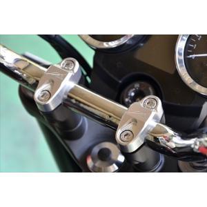 アグラス アッパーブラケット セパレートタイプ Z900RS 18 (アグラス 321-400-005) hatoya-parts