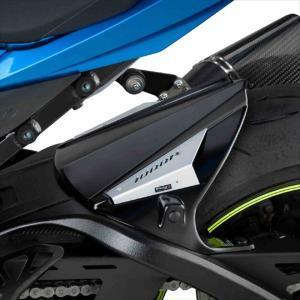 プーチ リヤフェンダー ブラック GSX-R1000 17- 《プーチ 8999J》|hatoya-parts