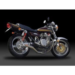 ヨシムラ 手曲チタンストレートサイクロン T Z1/Z2 (ヨシムラジャパン 110-291-8680Z900RS) hatoya-parts