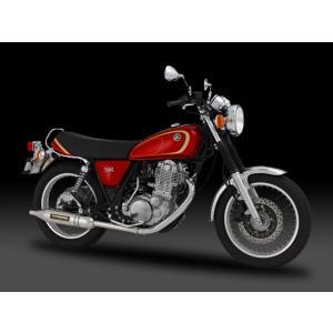 ヨシムラ スリップオンサイクロン PATRIOT ST SR400(FI) 10 《ヨシムラジャパン 110-357-5T80》|hatoya-parts