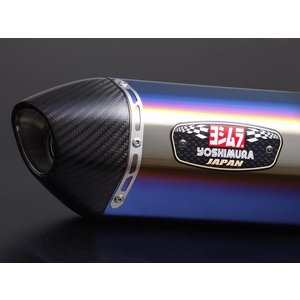 ヨシムラ S/O R-77JサイクロンEXPORT/STBC GSXR600/750(L1)EU (ヨシムラジャパン 110-571-5W80B) スーパーセール|hatoya-parts|02